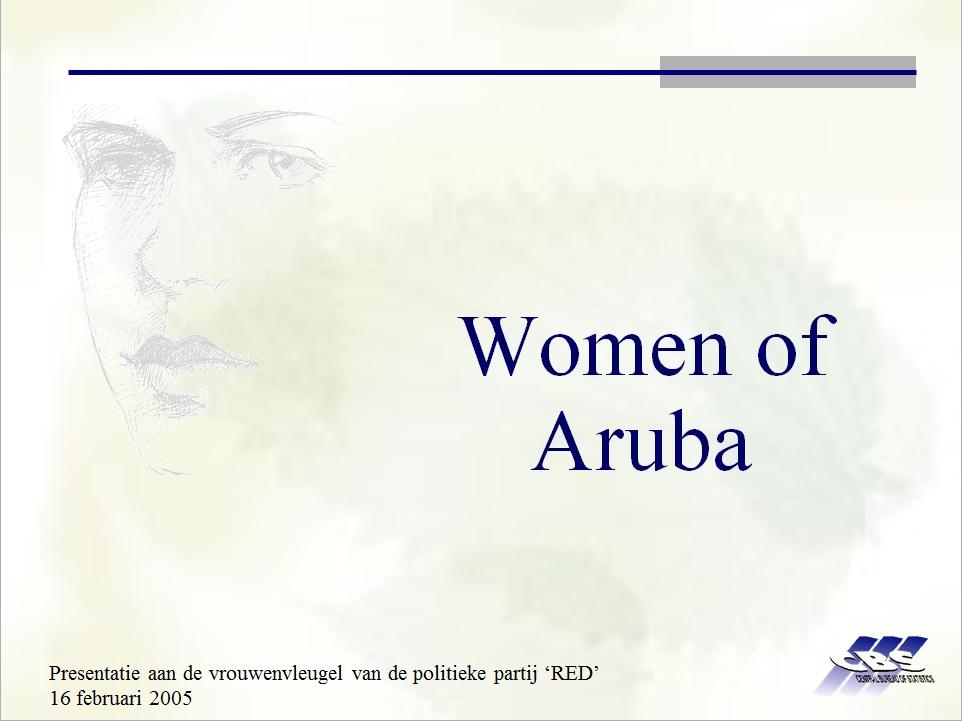 Women of Aruba