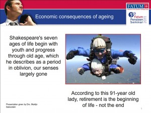 Economic Consequences of Aging