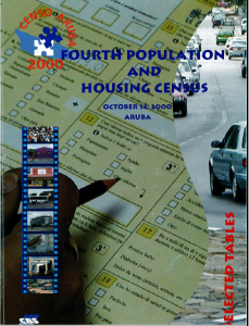 2000 Census kaft