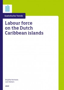 Labour force Dutch Caribbean islands