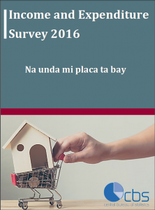 Income & Expenditure Survey 2016